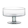 Glass cake stand P-9A H:11cm D:17cm
